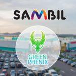 Green Phenix grand opening in Sambil