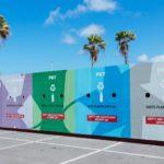 GreenPhenix Sambil recycling station